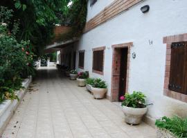 Apartamentos Les Moreres, Duesaigües (рядом с городом Vilanova de Escornalbou)