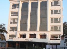 Hotel Swarn Towers, Bareilly (рядом с городом Mīrānpur Katra)