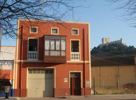 Alojamiento Rural Pueblo de la Ribera, Peñafiel (Mélida yakınında)