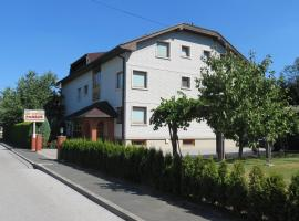 Rooms and Apartments Panker, Moravske-Toplice