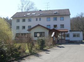 Waldhotel Glimmesmühle, Bad Hersfeld (Neuenstein yakınında)