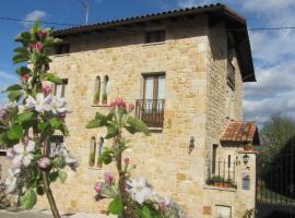 El Mirador de Merindades, Montejo de San Miguel (Pedrosa de Tobalina yakınında)