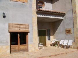 Barranc Del Minyo, Vall d'Alba (Els Ibarsos yakınında)