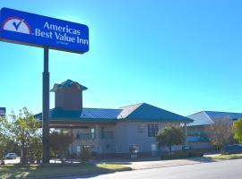 Americas Best Value Inn Fort Worth