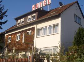 Hotel Adam, Saarbrücken (Kleinblittersdorf yakınında)