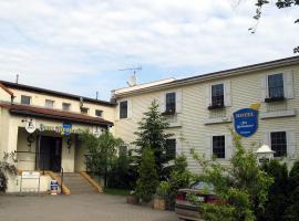 """Hotel & Restaurant """"Zum Firstenstein"""", Königshain (Holtendorf yakınında)"""