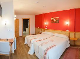 Hotel San Briz, A Pontenova