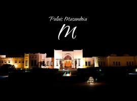 Palais Masandoia