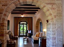 Villa Petra, Каламакион (рядом с городом Mathía)