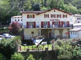 Hotel Le Clementenia, Arnéguy (Arneguy yakınında)
