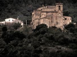 Castell D´Orpí, Orpí (La Llacuna yakınında)