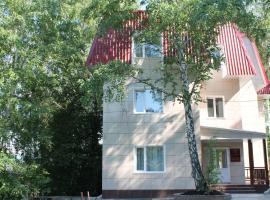 Hotel Red Dog, Gorno-Altaysk