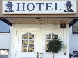 Hotel Zum Stresemann, Göttingen (Hardegsen yakınında)