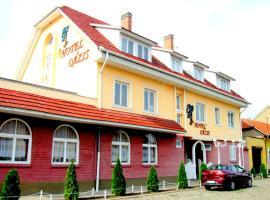 Oázis Hotel Étterem, Кишкунфеледьхаза (рядом с городом Petőfiszállás)