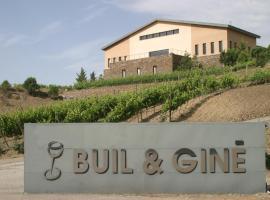 Hotel-Celler Buil & Gine, Gratallops (рядом с городом Vilella Baja)