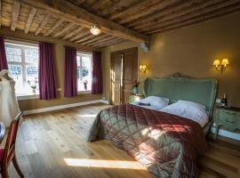 Guest House La Mairie, Teuven (Remersdaal yakınında)