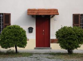 B&B Cascina Sant'Ambrogio, Cortiglione (Incisa Scapaccino yakınında)