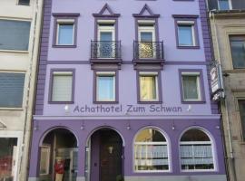 Achathotel Zum Schwan, Idar-Oberstein