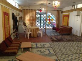 Peace Tent, Kfar Rut