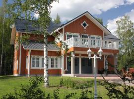 Hotel Sininen Helmi, Kiuruvesi (рядом с городом Ruutana)