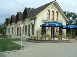 Margaréta Panzió, Зомба (рядом с городом Szakadát)