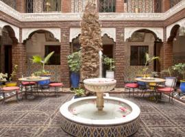 Hotel Riad Fantasia, Marrákes