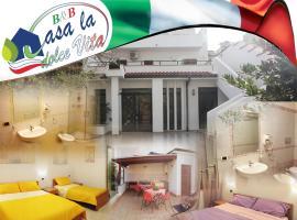 B&B Casa La Dolce Vita, Nuova Gibellina (Salemi yakınında)