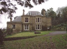 Oakerthorpe Manor, South Wingfield (рядом с городом Higham)