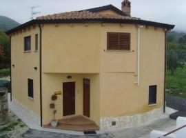 La Casetta Di Zi 'Ndre, Pretoro (Roccamontepiano yakınında)