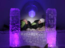 Levi Ice Hotel - Luvattumaa