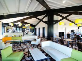 """Relais Fasthotel """"La Couchée"""" Avignonet, Avignonet-de-Lauragais (рядом с городом Сен-Мишель-де-Ланес)"""