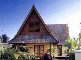 Tanjung Lesung Beach Hotel, Танджунг-Лесунг (рядом с городом Cikawung)