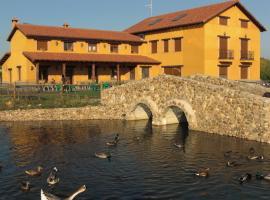 Hospederia Los Reales, Carrizo de la Ribera