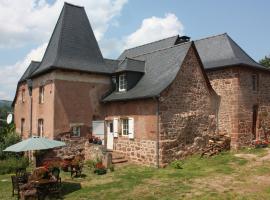 Chambres d'Hôtes La Roumec, Escandolières (рядом с городом Nauviale)