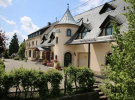 Ringhotel Villa Moritz garni, Oberahr (Wallmerod yakınında)