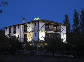 Hotel Doña Sancha, Коваррубиас (рядом с городом Hortigüela)