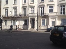倫敦市中心經濟型酒店