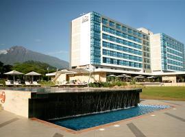 Mount Meru Hotel, Аруша