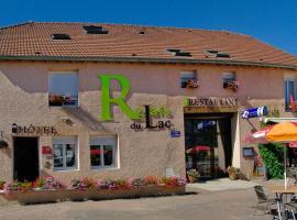 Relais Du Lac, Villegusien Le Lac (рядом с городом Verseilles-le-Bas)