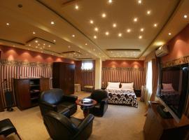 Garni Hotel Garson-Lux NS
