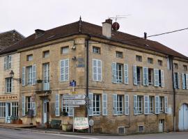 Hotel du Saumon, Buzancy (рядом с городом Boult-aux-Bois)