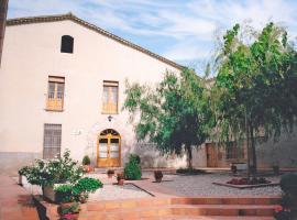 Masia Can Cardús, Sant Sadurní d'Anoia (рядом с городом Pla del Panadés)