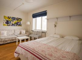 Slottshotellet Budget Accommodation, Kalmar