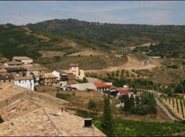 Casa Perico, San Martín de Unx (Orísoain yakınında)