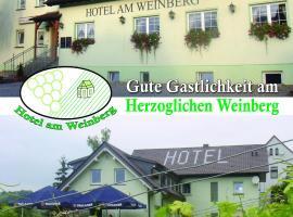 Hotel am Weinberg, Freyburg (Großjena yakınında)