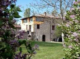 Il Molino del Groppo, Pozzolgroppo (Serra del Monte yakınında)