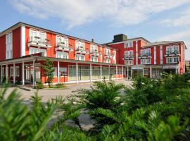 Johannesbad Hotel Füssinger Hof, Bad Füssing (Pocking yakınında)