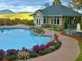 Luxury Mountain Getaways at Nordic Condominium Village