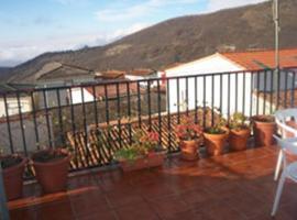 Las Calabazas, Barrado (Arroyomolinos de la Vera yakınında)