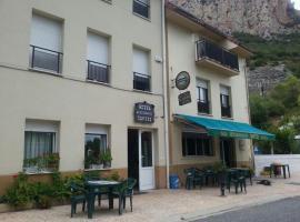 Hotel Durtzi, Sobrón (Herrán yakınında)